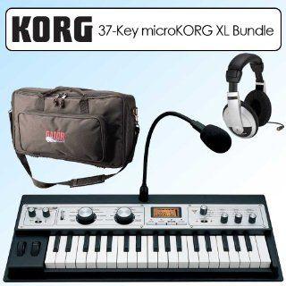 Korg 37 Key Music Synhesizer wih 8 voice Vocoder & Microphone