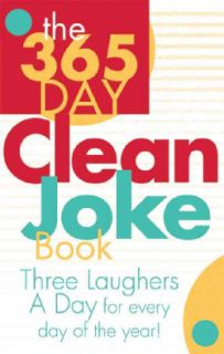 365 day Clean Joke Book