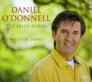 Daniel O`Donnell (Irish)   The Irish Album 40 Classic Songs