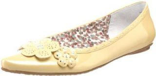 AK Anne Klein Womens Nalina Flat Shoes