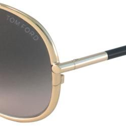 Tom Ford TF0180 Iris Womens Oversize Sunglasses
