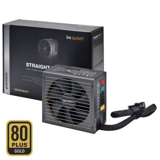 ALIMENTATION INTERNE Be Quiet! 580W Modulaire Straight Power E9