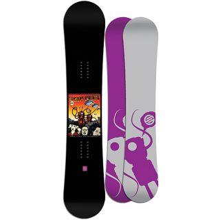 Santa Cruz Mens Black Seth Huot 158cm Snowboard