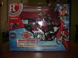 Ricky Carmichael Honda CR250R Motocross Bike   Radio