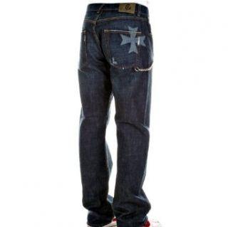 Fake London Jeans: Clothing