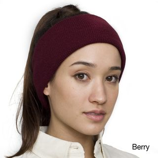 American Apparel Womens Knit Stretch Headband