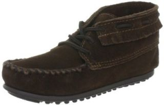 Minnetonka Chukka Lace Up Boot (Toddler/Little Kid/Big Kid) Shoes