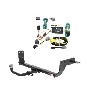 Curt 121902 45592 Trailer Hitch, Wiring and Tow Package :