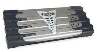Kicker KX1200.1 Mono Amp Car Audio Amplifier (Refurbished)