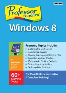 Professor Teaches Windows 8 [Download]: Software
