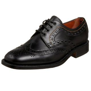 Ben Sherman Mens Monarch Oxford,Black Calf,7 M US Shoes