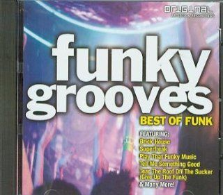 Funky Grooves Best Of Funk Music