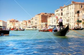 Grand Canal in Venice Italy  Stock Photo © chaoss #1332076