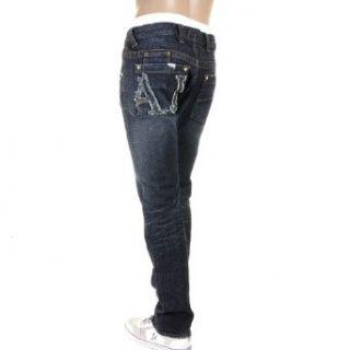 Armani Jeans J08 slim fit vintage denim jeans Q6J08 4S