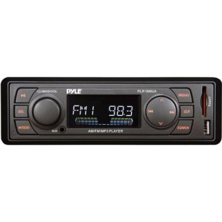 Pyle PLR16MUA Car Flash Audio Player   160 W RMS