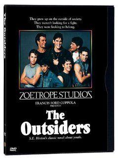 The Outsiders C. Thomas Howell, Matt Dillon, Ralph
