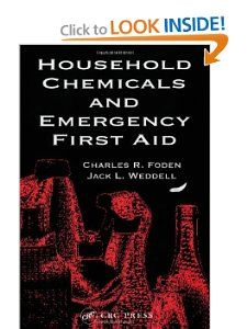 Household Chemicals and Emergency First Aid (9780873719018