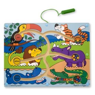 Melissa & Doug Magnetic Color Maze Puzzle