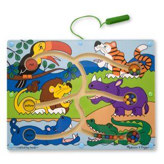 Melissa & Doug Magnetic Color Maze Puzzle