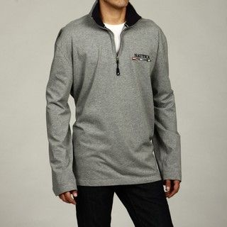 Nautica Mens 1/4 zip Sweater FINAL SALE