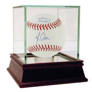 Steiner Sports Autographed Melky Cabrera and Brett Gardner MLB