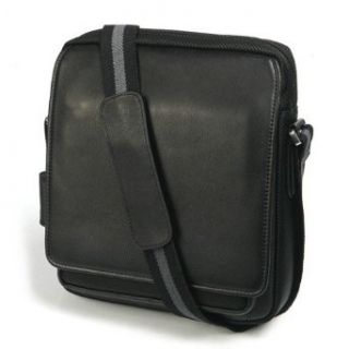 MODERM Light Weight Nylon & Leather Shoulder Bag Clothing