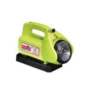 Big D(TM) Rechargeable 3850 Lead Acid Flashlight   Yellow