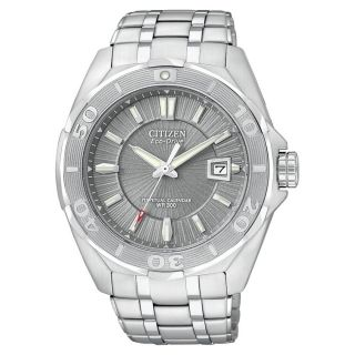 Citizen Mens Stainless Steel Watch