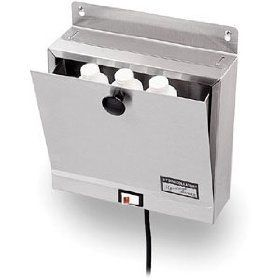 TM 1 Electric Lotion Warmer (110V only): Health & Personal