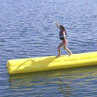 Rave Aqua Beam (22 X 36 X 240 Inch, Yellow ): Sports & Outdoors