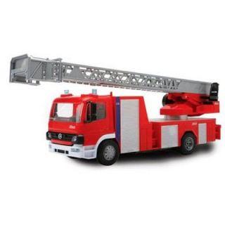 MODELE REDUIT MAQUETTE Modèle réduit   Camion de pompier Mercedes