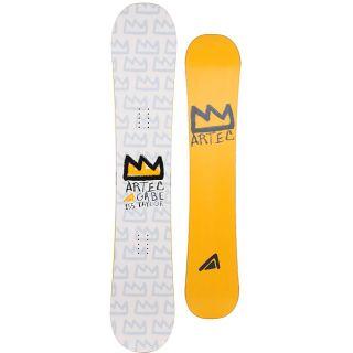Artec Mens Gabe Taylor 155 cm Free ride Snowboard