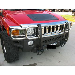 Hummer H3 06 08 Stainless Steel Front Grille Guard