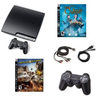 Sony Playstation 3 120GB Slim Game Bundle