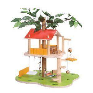 Maxim Mini Tree House: Toys & Games