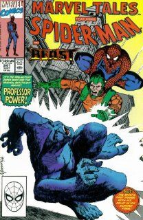 Marvel Tales #241 : Starring Spider Man and the Beast in The Ties