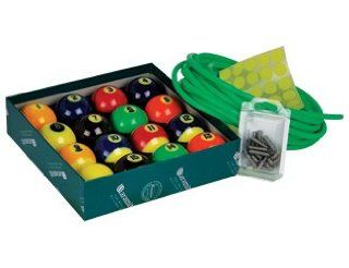 Aramith Billiard Balls Neon Ball Set Sports & Outdoors