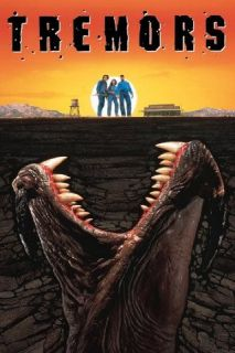 Tremors: Kevin Bacon, Fred Ward, Finn Carter, Michael