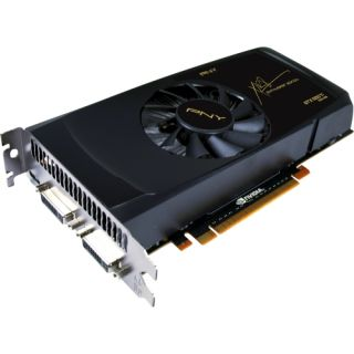 PNY VCGGTX550TXPB GeForce GTX 550 Ti Graphic Card   900 MHz Core   1
