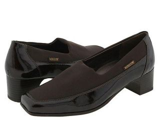 Mephisto Ramin Dark Brown Lycra/Smoked Patent