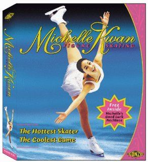 Michelle Kwan Figure Skating Video Games