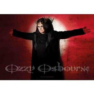 (30x40) Ozzy Osbourne   Christ Fabric Poster Home