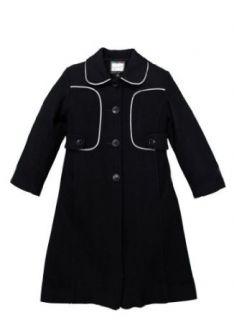 Rothschild Girls Long Wool Coat Clothing