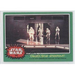 Star shootout (Trading Card) 1977 Star Wars #242