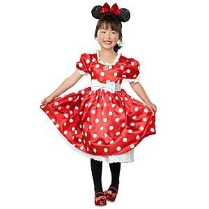 Disney Minnie Mouse Costume for Girls Clothing