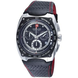 Swiss Military Mens Challenger Chronograph Watch