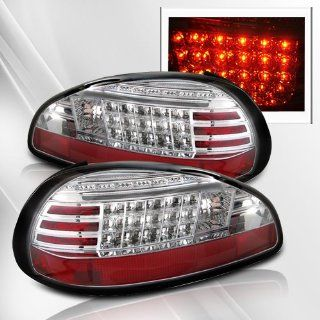 Pontiac Grand Prix 97 98 99 00 01 02 03 LED Tail Lights ~ pair set