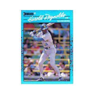 1990 Donruss Best AL #138 Harold Reynolds: Collectibles
