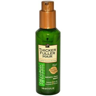 Schwarzkopf Thicker Fuller Hair 5 ounce Thickening Serum