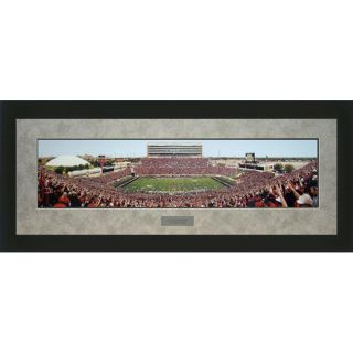 Christopher Gjevre Texas Tech University Framed Wall Art